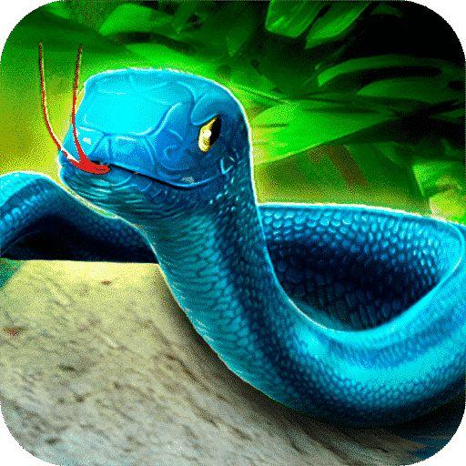丛林蛇生存:自由赛跑